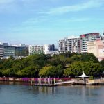 Australia - Queensland - Brisbane - South Bank Parklands