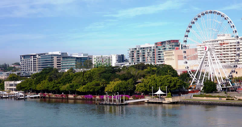 Australia - Queensland - Brisbane - South Bank Parklands  | Australian Travel and Activity Community - Go For Fun