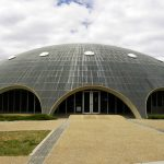 Australian Academy of Science - The Shine Dome in Canberra, Australian Capital Territory