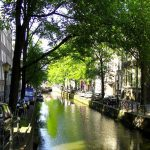 Backpacking Amsterdam, Europe