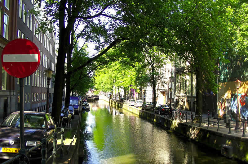 Backpacking Amsterdam, Europe | Go For Fun - Australian Travel and Photography Community