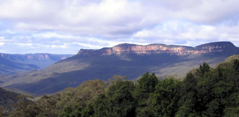 Blue Mountains - NSW - Sydney - Australia
