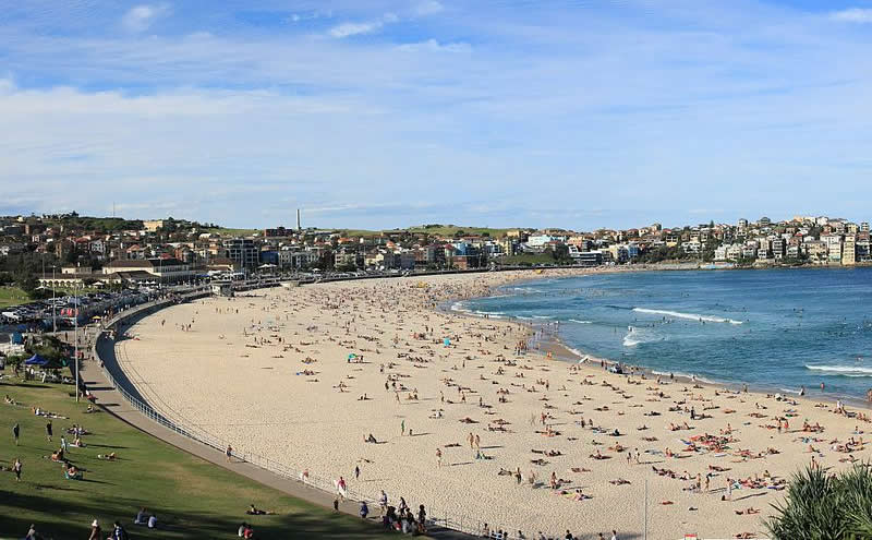 Bondi Beach - Sydney - New South Wales