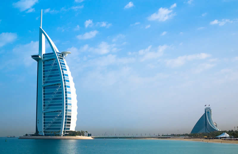 Burj Al Arab - Dubai - United Arab Emirates - Asia | Australian Travel and Activity Community - Go For Fun