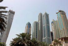 Dubai Marina United Arab Emirates