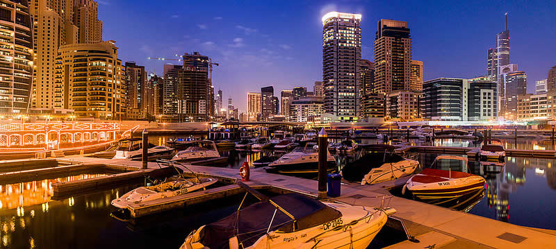Dubai Marina - United Arab Emirates