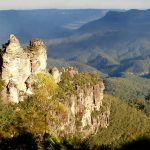 Echo Point. Three Sisters. Blue Mountains - Australia travel - NSW
