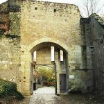 Europe - castle - old wall