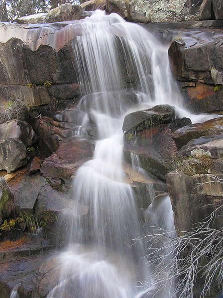 Gibraltar Falls - Namadgi National Park - Australian Capital Territory