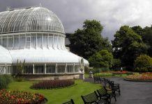 Glasshouse - Belfast - Botanical Gardens - Northern Ireland