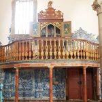 In Igreja da Misericordia Church in Tavira, Algarve, Portugal