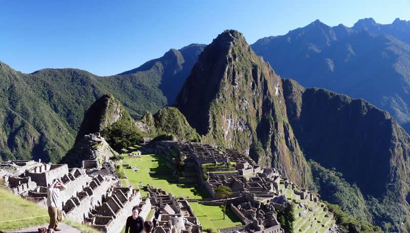Inca Trail - Machu Picchu - Peru