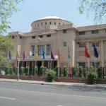 National Museum - India - New Delhi - travel from Australia