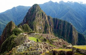 Machu Picchu - Peru Travel - The famous view
