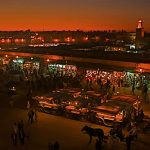 Marrakech - Morocco - Djemaa El-Fna