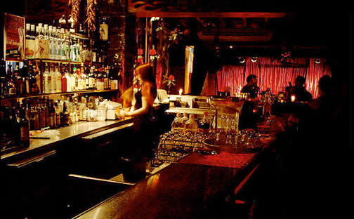 Melbourne Bars - Cherry Bar