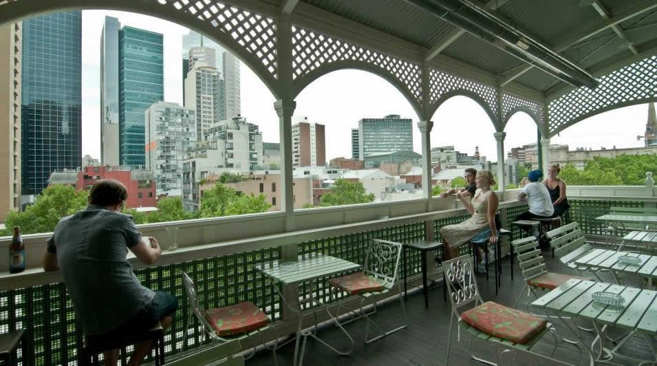Melbourne Bars - Madame Brussels Bar