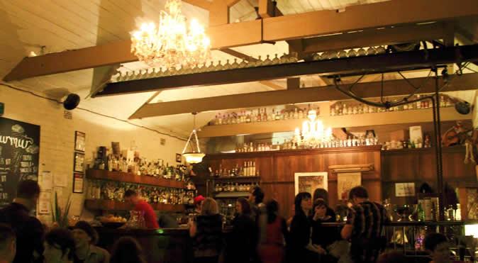 Melbourne Bars - Murmur Bar
