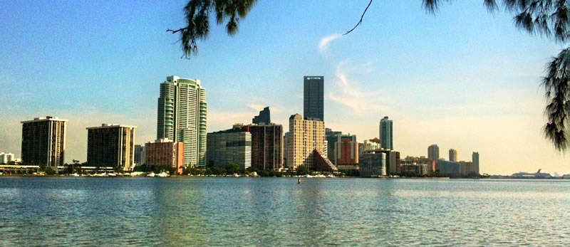 Miami Skyline - Florida - USA | Go For Fun - Australian Travel and Photography Community