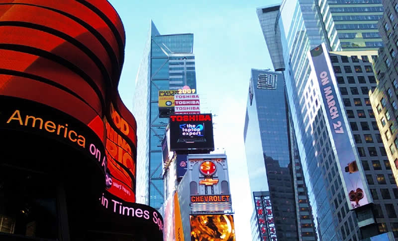 New York City - Times Square - USA | Go For Fun - Australian Travel and Photography Community
