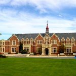 Library Lincoln University - New Zealand Historic Places