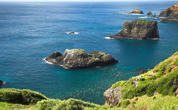 Norfolk Island - Pacific - pine coast getaway - Travel from Australia - Norfolk Island