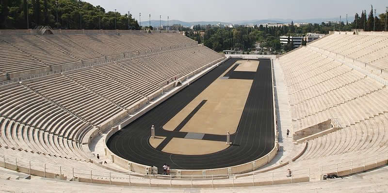 Panathenaic Stadium - Athens - Greece