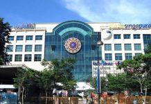Plaza Singapura - shopping in Singapore - travel Asia