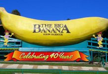 Queensland - Big Banana - Coffs Harbour