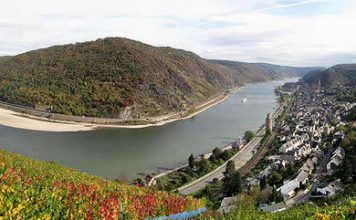 Rhine Gorge - Upper Middle Rhine Valley