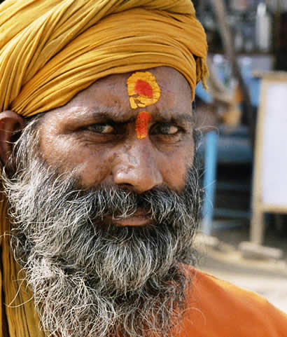 Sadhu - Agra - India | Australian Travel and Activity Community - Go For Fun