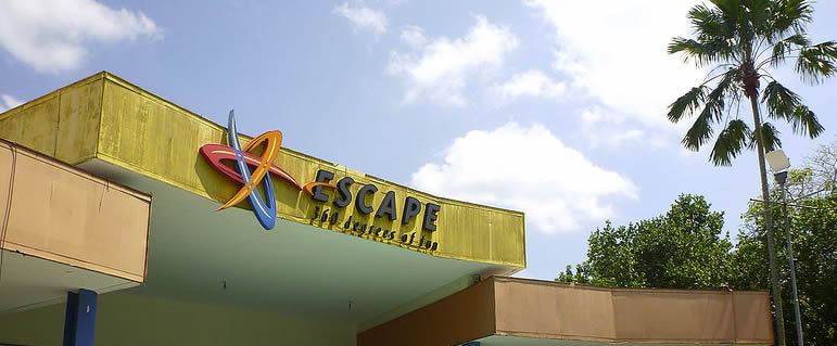 Singapore Escape Theme Park - The Must Visit Destinations in Singapore
