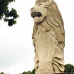 The Merlion - Singapore - The Must Visit Destinations in Singapore
