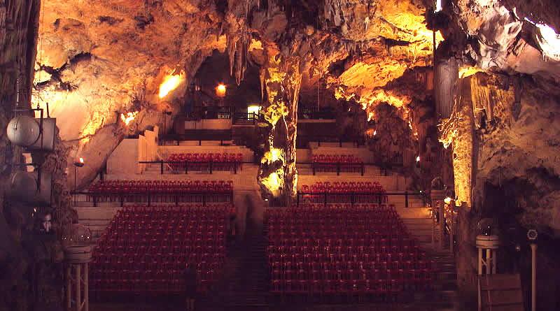 Spain - Gibraltar - St Michael's Cave