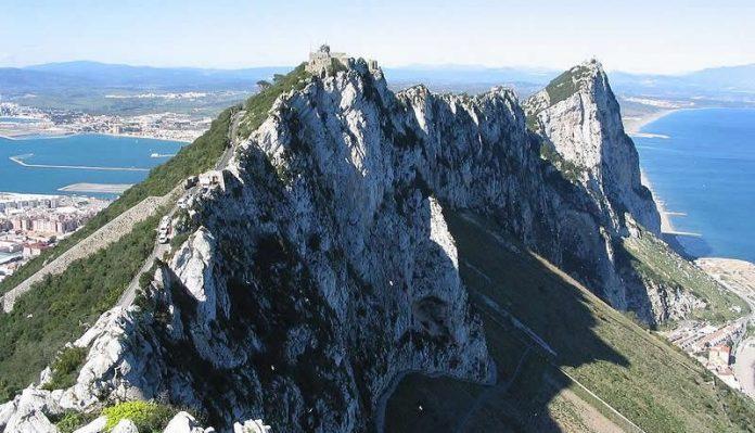 Spain - Gibraltar's Upper Rock Nature Reserve