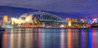 Sydney Opera House - NSW - travel Australia