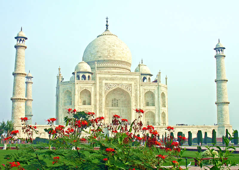 Taj Mahal - Agra - India - Asia | Australian Travel and Activity Community - Go For Fun
