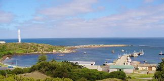 Currie Harbour, King Island (Tasmania, Australia)