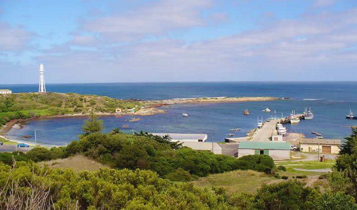 Currie Harbour, King Island (Tasmania, Australia)