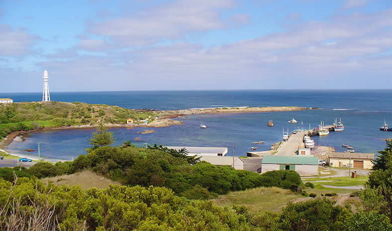 Currie Harbour, King Island (Tasmania, Australia) | Australian Travel and Activity Community - Go For Fun
