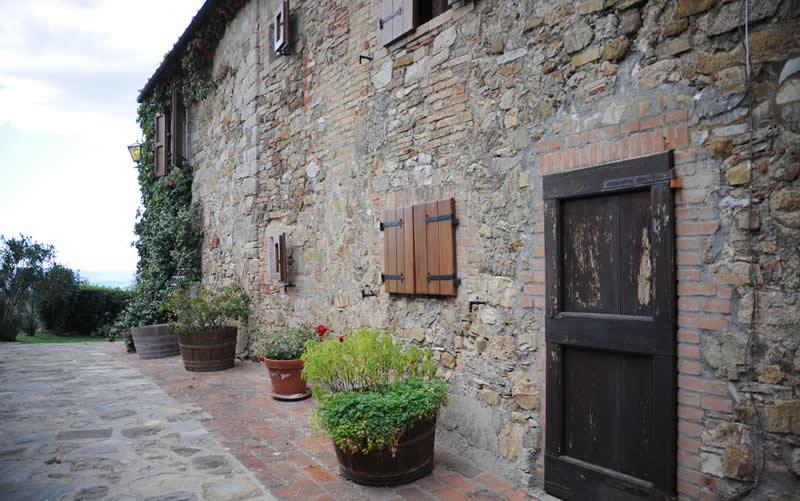 Toscana, Agriturismo Rocca di Cispiano, Castellina in Chianti (Siena)