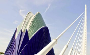 Travel Architecture - Agora - Valencia - Spain - City of Arts and Sciences