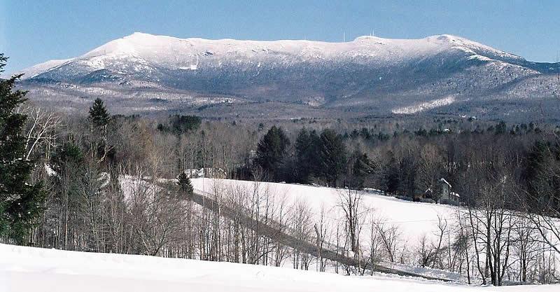 USA - Vermont - Mount Mansfield