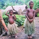 Vanuatu - Tanna Island Custom Village - Native People