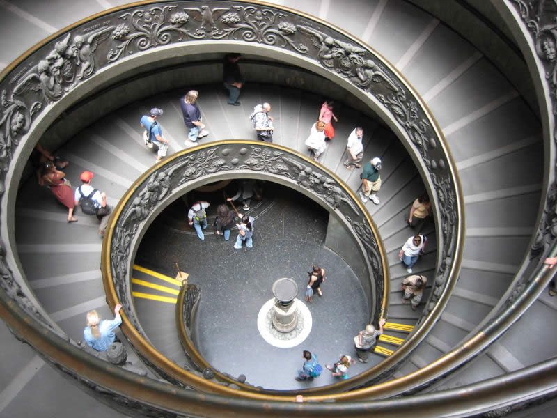 Vatican Museum, Vatican City, Italy - Travel Europe