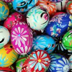 Easter celebration around the world - Easter eggs
