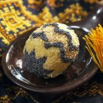 Easter celebration around the world - Easter egg in seeds