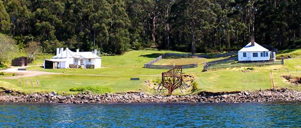 Port Arthur Harbour - Tasmania - Australia