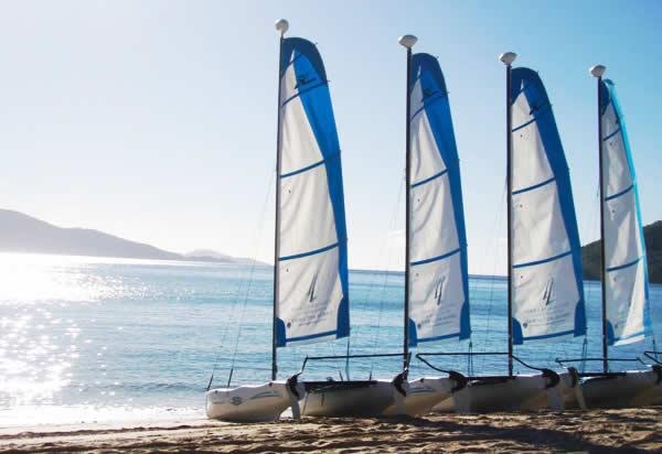 Hamilton Island (Queensland, Australia), boats