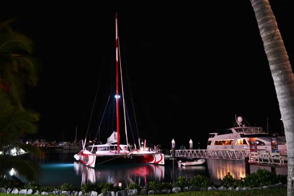 Hamilton Island (Queensland, Australia), yacht